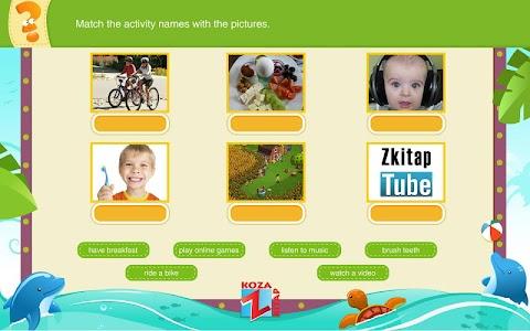 İngilizce 5 KOZA Z-Kitap Demo screenshot 6