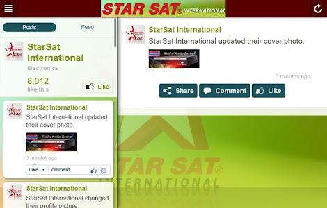 StarSat International screenshot 10