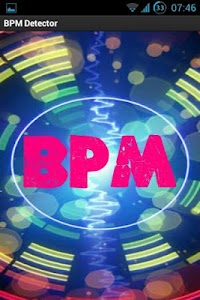 BPM Dectector-Wav/Mp3 screenshot 0
