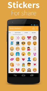 Emoji Stickers screenshot 1