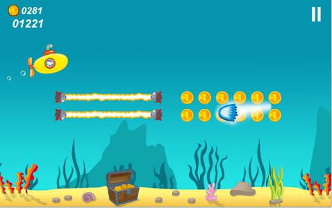 [Game] Kitty Sea Adventure screenshot 4