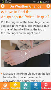 First Aid With Acupressure screenshot 4