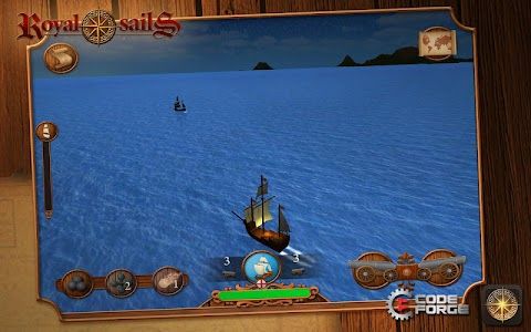 Royal Sails Free screenshot 0