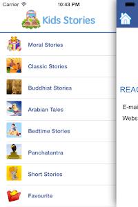 Kids Stories Lite screenshot 4