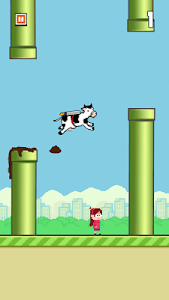 Crappy Cow Saga screenshot 5