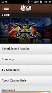 Prca Prorodeo Android Apps On Google Play
