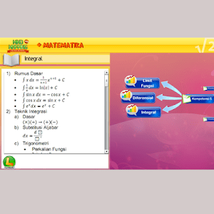 MIND MAP PELAJARAN SMA (IPA) screenshot 14