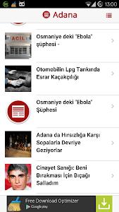 Adana Haberleri screenshot 0