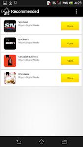 Fido App Zone screenshot 1