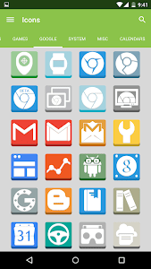 FlatBox - Icon Pack screenshot 7