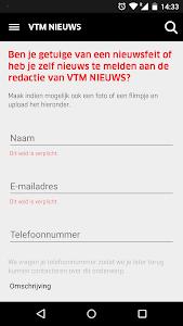 VTM NIEUWS screenshot 4