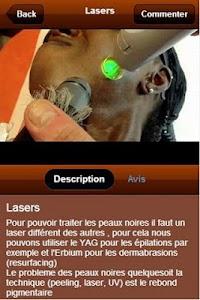 Dermatologue Peaux noires screenshot 3
