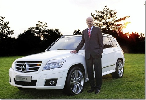 Mercedes-Benz GLK Edition 1