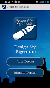Design My Signature-Sign Maker screenshot 12