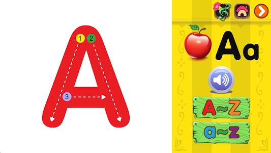 Pinocchio Teaching ABCs (Kids) screenshot 6