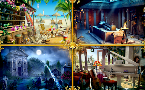 Time Gap Hidden Object Mystery screenshot 6