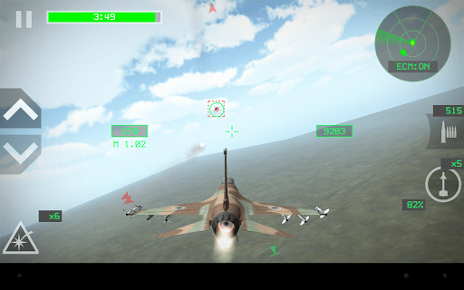 Strike Fighters Israel screenshot 08
