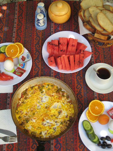 Turkish Brekkie