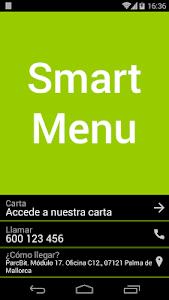 Smart Menu screenshot 0