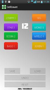 CellCount screenshot 1