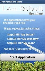Risk Estimater by I Am Default screenshot 10
