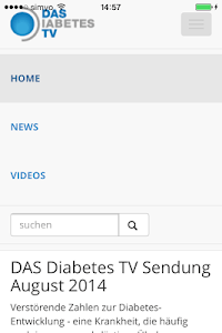 Das Diabetes TV screenshot 2