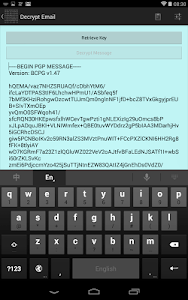 PGP Secure Mail screenshot 11