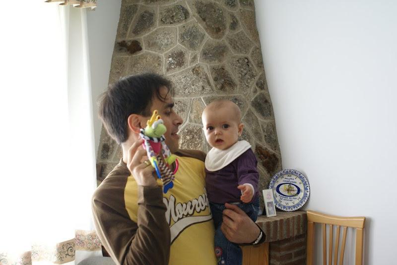 Con el tio Javi