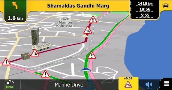 ANS Navigator Android (India) screenshot 7