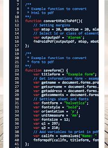 PDF SDK for Hybrid Apps screenshot 5