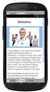 Drug Allergy Information screenshot 1