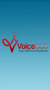 Voice333 screenshot 0