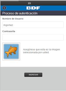 iBDF Móvil screenshot 0