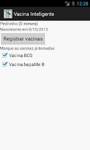 Vacina Inteligente screenshot 2