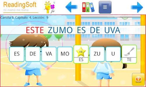 Curso 9 Aprender a Leer screenshot 4