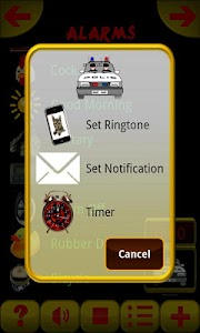 Funny Ringtones Alarms screenshot 2