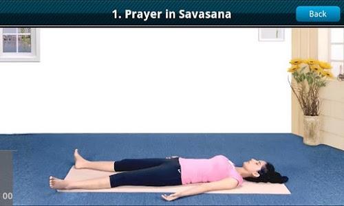 Yoga for Stress Management(L) screenshot 2
