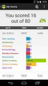 Medicine MCQs for Med Students screenshot 4