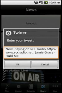 RCC Radio screenshot 6