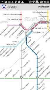 US Subway Washington, New York screenshot 1