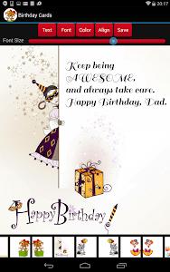 Birthday Cards screenshot 9