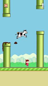 Crappy Cow Saga screenshot 2