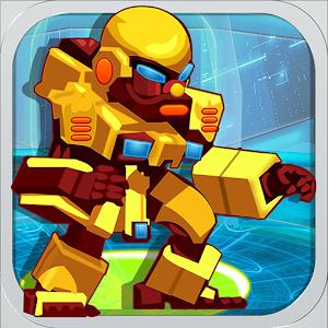 Robot Dash - Robot Boxing