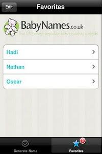 Baby Name Generator screenshot 3