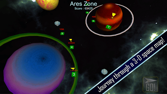 Alien Annihilator Space Battle screenshot 5