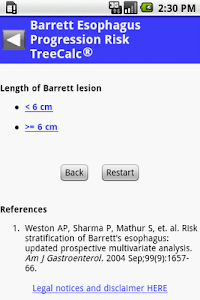 MedCalc 3000 G.I. screenshot 6