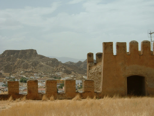 Castillo Guadix