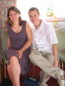 Heather and Joe Talbot