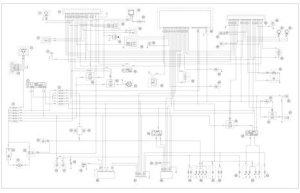 Modern Vespa : Wiring Diagrams