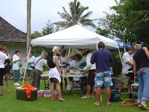 Kailua After-Rally Party